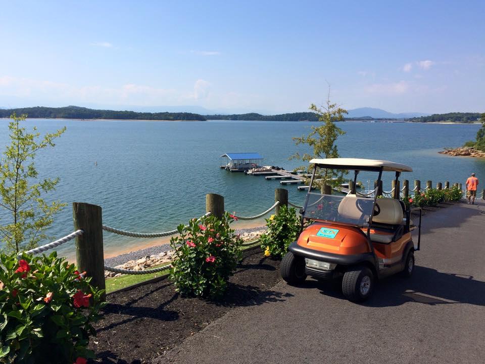 Golf Cart / Walking Trail