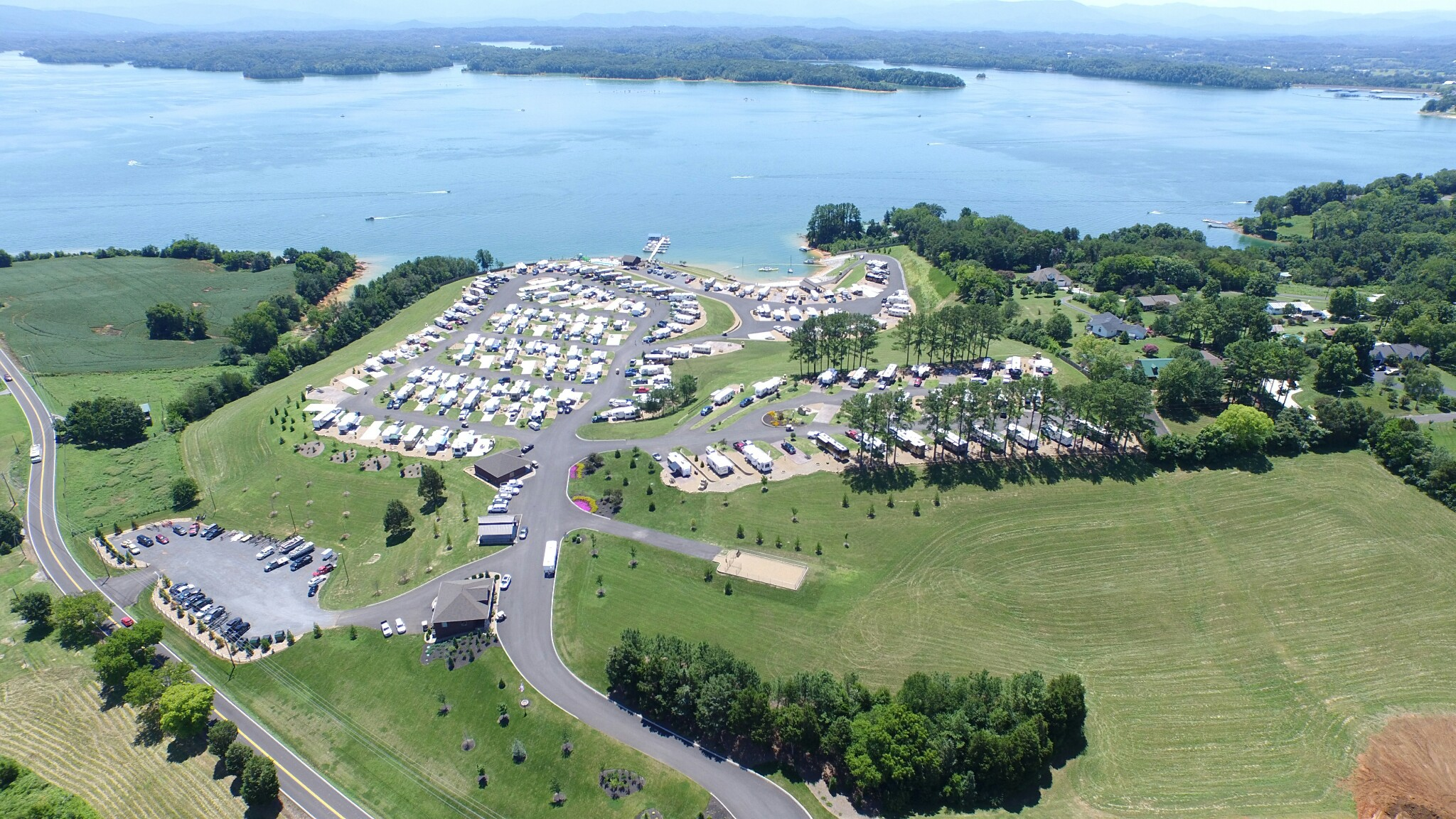 Aerial ~Courtesy of Edwin Turpin